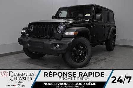 2020 Jeep Wrangler Sport Altitude+ BLUETOOTH + BANCS CHAUFF *131$/SEM for Sale  - DC-20132  - Desmeules Chrysler
