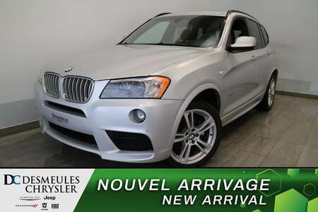 2014 BMW X3 xDrive35i AWD * TOIT OUVRANT * A/C * CUIR * CAM * for Sale  - DC-2291  - Blainville Chrysler