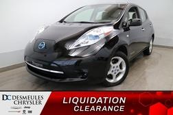 2012 Nissan LEAF SV * ELECTRIQUE * NAVIGATION * CRUISE *  - DC-U2913B  - Desmeules Chrysler