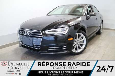 2017 Audi A-4 Progressiv AWD * NAVIGATION * TOIT OUVRANT * CUIR for Sale  - DC-S2602  - Desmeules Chrysler