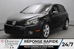 2012 Volkswagen Golf 2.5L * GPS * TOIT OUVRANT * SIÈGES CHAUFFANTS  - DC-20738A  - Desmeules Chrysler