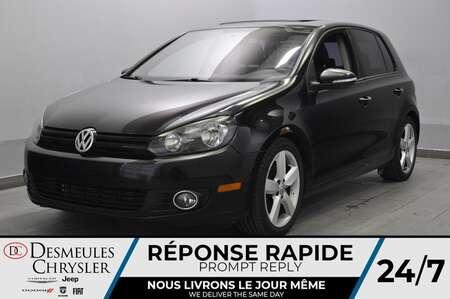 2012 Volkswagen Golf 2.5L * GPS * TOIT OUVRANT * SIÈGES CHAUFFANTS for Sale  - DC-20738A  - Blainville Chrysler