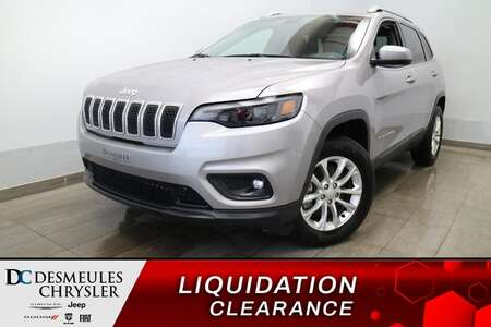 2019 Jeep Cherokee North * UCONNECT * CAMERA DE RECUL * CRUISE * for Sale  - DC-90055  - Blainville Chrysler