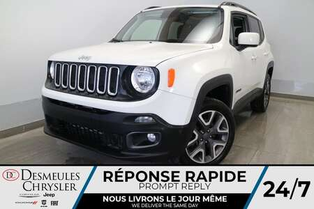 2018 Jeep Renegade North 4X4* TOIT OUVRANT * CAMERA DE RECUL * A/C * for Sale  - DC-81256  - Desmeules Chrysler