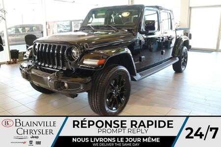 2021 Jeep Gladiator HIGH ALTITUDE 4X4 3.6L * NAVIGATION * CAMERA * for Sale  - BC-21289  - Desmeules Chrysler