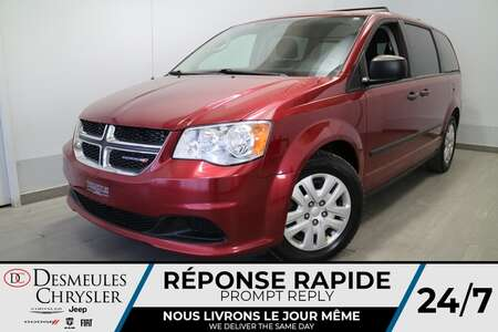 2016 Dodge Grand Caravan VALUE PACKAGE * AIR CLIMATISE * BLUETOOTH * for Sale  - DC-20818A  - Blainville Chrysler