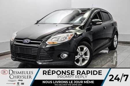 2014 Ford Focus SE *SIÈGES CHAUFFANTS *COMMANDES AU VOLANT for Sale  - DC-S2219A  - Desmeules Chrysler