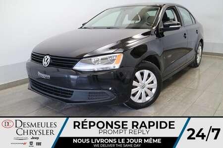 2014 Volkswagen Jetta TRENDLINE PLUS * AIR CLIMATISE * CAMERA DE RECUL for Sale  - DC-20742A  - Desmeules Chrysler