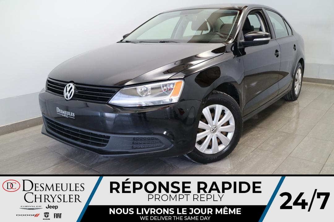 2014 Volkswagen Jetta  - Blainville Chrysler