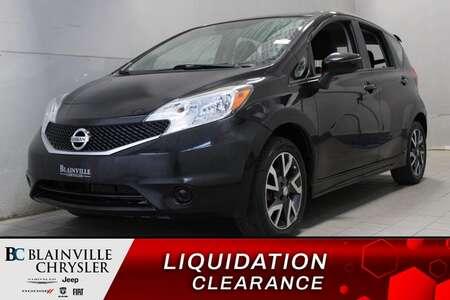 2015 Nissan Versa Note SR * MAGS SPORT * SIEGES CHAUFFANTS * BLUETOOTH * for Sale  - BC-A2395  - Blainville Chrysler