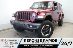 2021 Jeep Wrangler Unlimited Rubicon 4X4 DIESEL * UCONNECT * NAV *  - DC-J21107  - Desmeules Chrysler
