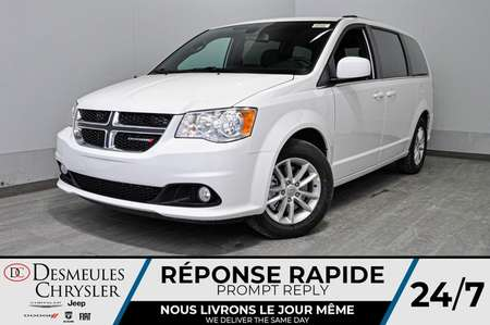 2020 Dodge Grand Caravan SXT Premium Plus + DVD + BANCS CHAUFF *100$/SEM for Sale  - DC-20410  - Desmeules Chrysler
