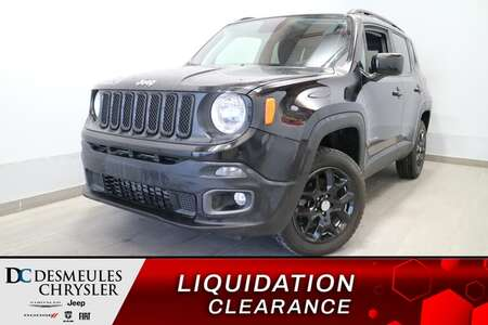 2018 Jeep Renegade NORTH * SIEGES CHAUFFANTS * for Sale  - DC-81175  - Desmeules Chrysler