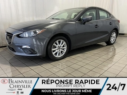 2015 Mazda Mazda3 i Touring * CAM RECUL * SIEGES CHAUFFANTS *  - BC-21004A  - Desmeules Chrysler