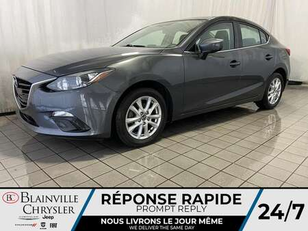 2015 Mazda Mazda3 i Touring * CAM RECUL * SIEGES CHAUFFANTS * for Sale  - BC-21004A  - Desmeules Chrysler