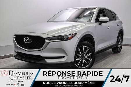 2018 Mazda CX-5 Grand Touring * SIEGES ET VOLANT CHAUFFANT * GPS * for Sale  - DC-20757A  - Desmeules Chrysler