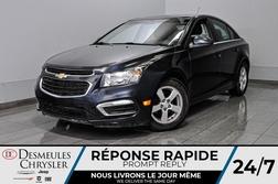 2015 Chevrolet Cruze LT * Toit Ouvr * Sièges Chauff * Cam Rec * 70$/Sem  - DC-M1386  - Desmeules Chrysler
