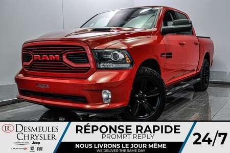 2018 Ram 1500 Sport * CAM RECUL *TOIT OUVRANT *SIÈGES CHAUFFANTS for Sale  - DC-20773A  - Blainville Chrysler