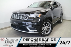 2017 Jeep Grand Cherokee Summit 4X4 * NAVIGATION * TOIT OUVRANT * CUIR *  - DC-R2577  - Blainville Chrysler