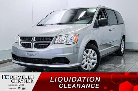 2017 Dodge Grand Caravan SE * AUTOMATIQUE * A/C * 7 PASSAGERS * CRUISE * for Sale  - DC-71371  - Blainville Chrysler