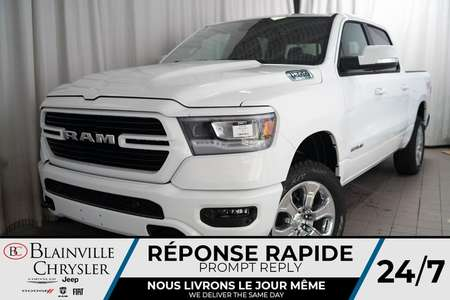 2020 Ram 1500 BIGHORN * MAGS * 4X4 * BLUETOOTH * CAM RECUL for Sale  - BC-20071  - Desmeules Chrysler