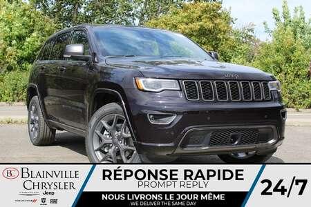 2021 Jeep Grand Cherokee 80eme * TOIT OUVRANT * CUIR VENTILLÉ* for Sale  - BC-21700  - Blainville Chrysler