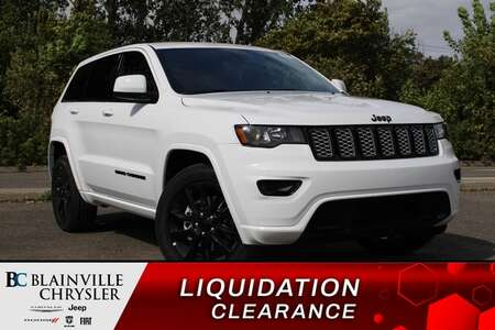 2021 Jeep Grand Cherokee HIGH ALTITUDE * CUIR NAPPA CHAUFF. + VENTILLEE * for Sale  - BC-21824  - Desmeules Chrysler