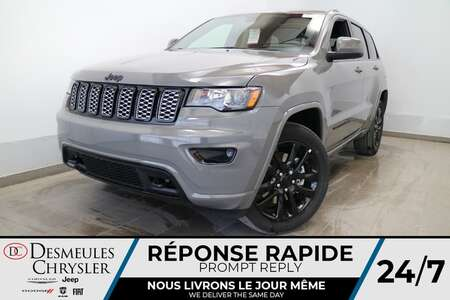 2021 Jeep Grand Cherokee ALTITUDE 4X4 * NAVIGATION * UCONNECT 8.4 POUCES * for Sale  - DC-J21038  - Blainville Chrysler