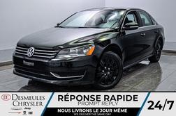 2015 Volkswagen Passat 1.8T * SIEGES CHAUFFANTS * CAM RECUL * BLUETOOTH  - DC-S2256  - Blainville Chrysler