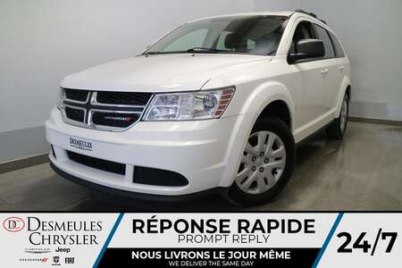 2016 Dodge Journey SE * AIR CLIMATISE * CRUISE * BLUETOOTH * for Sale  - DC-21631A  - Desmeules Chrysler