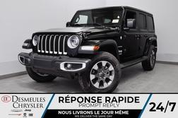 2020 Jeep Wrangler Sahara + BANCS CHAUFF + BLUETOOTH *140$/SEM  - DC- 20130  - Desmeules Chrysler