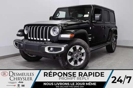 2020 Jeep Wrangler Sahara + BANCS CHAUFF + BLUETOOTH *140$/SEM for Sale  - DC- 20130  - Desmeules Chrysler