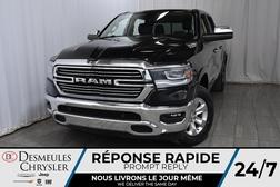 2019 Ram 1500 Laramie Crew Cab + BANCS CHAUFF + WIFI *148$/SEM  - DC-90047  - Desmeules Chrysler