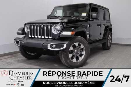 2020 Jeep Wrangler Unlimited Sahara + BANCS CHAUFF *140$/SEM for Sale  - DC-20124  - Desmeules Chrysler