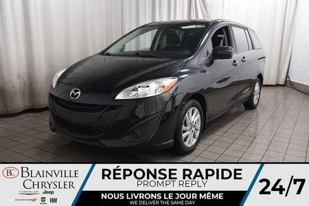 2016 Mazda Mazda5 GS * BLUETOOTH * CRUISE * A/C * for Sale  - BC-20248A  - Desmeules Chrysler