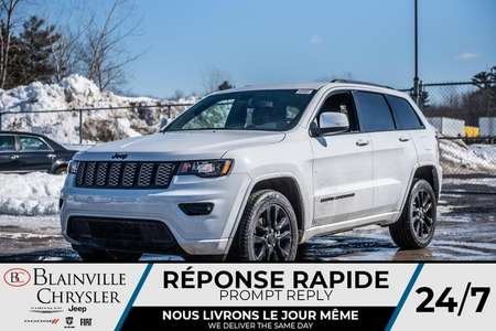 2020 Jeep Grand Cherokee Altitude for Sale  - bc-20004  - Desmeules Chrysler
