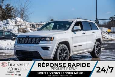 2020 Jeep Grand Cherokee Alti