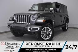 2020 Jeep Wrangler Unlimited Sahara+ UCONNECT + BANCS CHAUFF*143$/SEM  - DC-20105  - Desmeules Chrysler