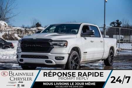2020 Ram 1500 Laramie for Sale  - BCDL-20045  - Desmeules Chrysler