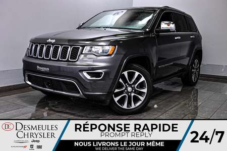 2018 Jeep Grand Cherokee A/C MULTI + BLUETOOTH 110$/SEM for Sale  - DC-81183  - Blainville Chrysler