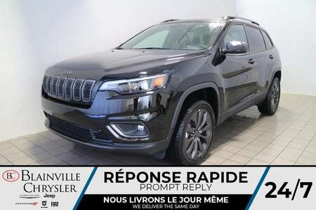 2021 Jeep Cherokee 80 th Anniversary * CUIR * TOIT PANORAMIQUE * for Sale  - BC-21172  - Blainville Chrysler