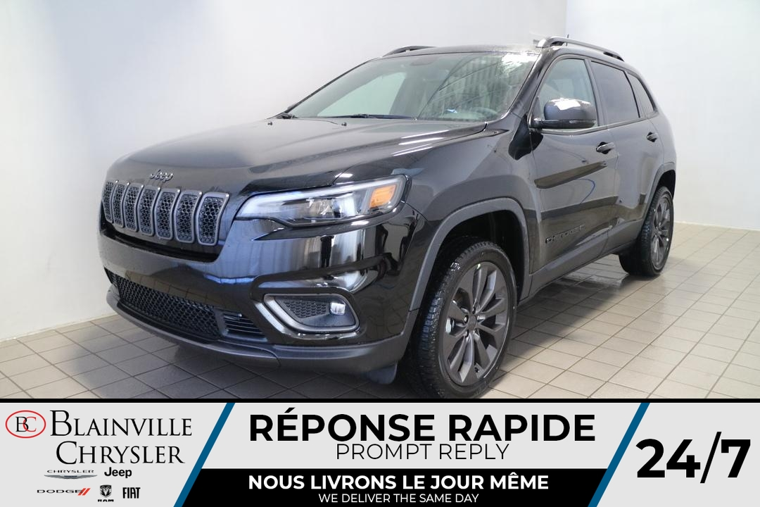 2021 Jeep Cherokee  - Desmeules Chrysler