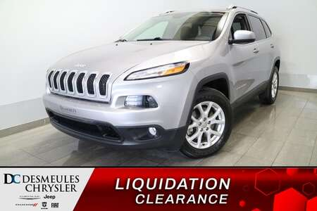 2017 Jeep Cherokee NORTH 4X4 * UCONNECT 8.4 PO * CAMERA DE RECUL for Sale  - DC-21436A  - Blainville Chrysler