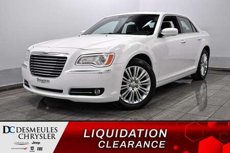 2013 Chrysler 300 AWD * CAM RECUL *  GPS * SIEGES CHAUFFANTS * for Sale  - DC-S2205A  - Blainville Chrysler