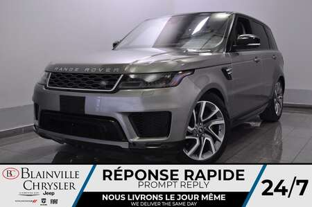2018 Land Rover Range Rover Dynamic SPORT * V8 5.0L * GPS * CRUISE ADAPTATIF for Sale  - BC-LUDO009  - Blainville Chrysler