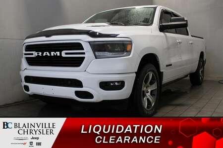 2020 Ram 1500 SPORT CREW CAB * TOIT PANO * BOITE DE 6.4PI.* for Sale  - BC-A2405  - Blainville Chrysler