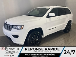 2021 Jeep Grand Cherokee ALTITUDE * Int. CUIR & SUEDE * TOIT OUVRANT  - BC-21453  - Blainville Chrysler