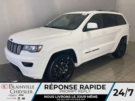 2021 Jeep Grand Cherokee ALTITUDE * Int. CUIR & SUEDE * TOIT OUVRANT for Sale  - BC-21453  - Blainville Chrysler