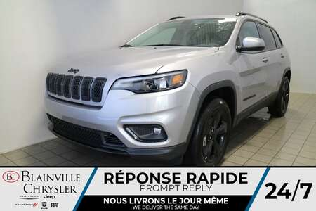 2021 Jeep Cherokee Altitude * CUIR * TOIT PANORAMIQUE * for Sale  - BC-21114  - Blainville Chrysler