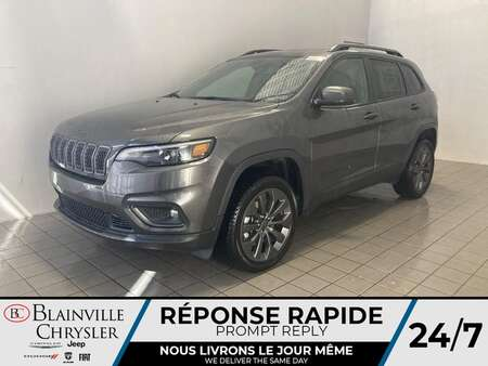 2021 Jeep Cherokee 80th Anniversary * CUIR VENTILLÉ * TOIT OUVRANT * for Sale  - BC-21458  - Blainville Chrysler